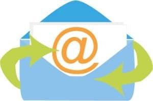 E-Mail Briefumschlag